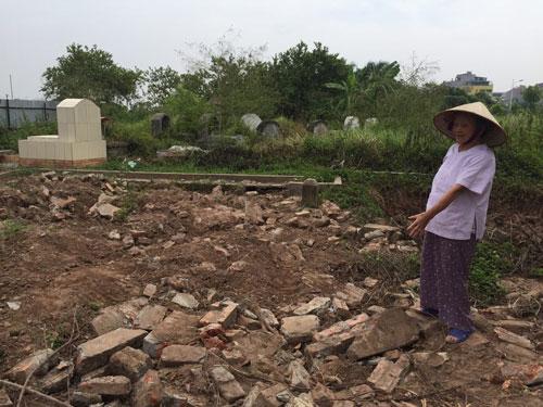 Vụ 23 ngôi mộ biến mất: Đã tìm ra nguyên nhân - 2