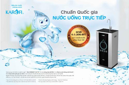 Có phải máy lọc nước nào cũng lọc ra nước uống trực tiếp? - 1