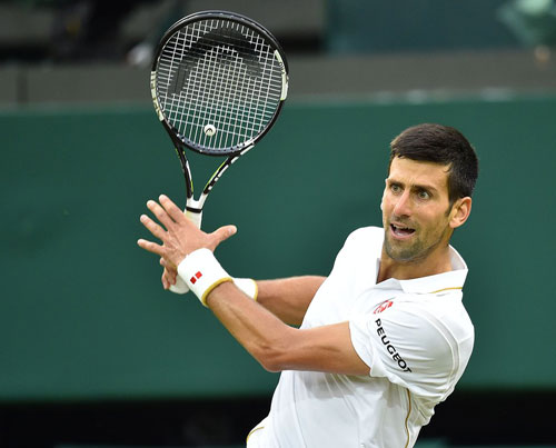Djokovic – Pospisil: Nâng tầm thử thách (Vòng 3 Shanghai Masters) - 1