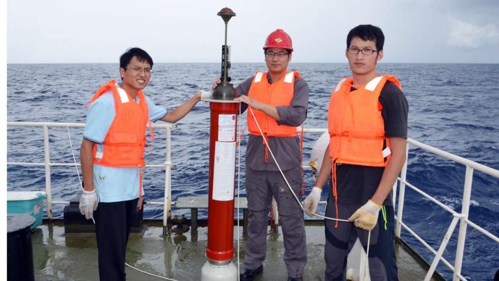 Trung Quốc rải hàng chục cảm biến ở Biển Đông để làm gì? - 1