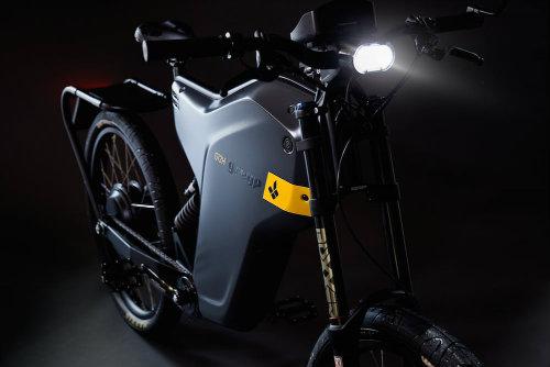 Soi xe đạp điện G12H có vận tốc đạt 70 km/h - 2