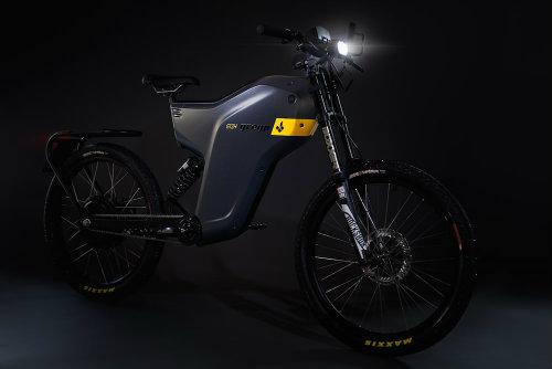 Soi xe đạp điện G12H có vận tốc đạt 70 km/h - 1