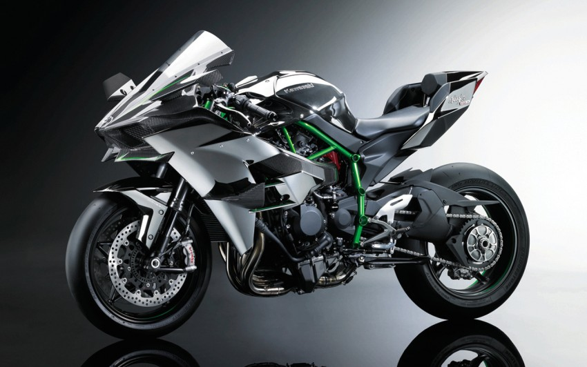 Kawasaki Ninja H2 Carbon 2017 chỉ có 120 chiếc trên toàn thế giới - 1