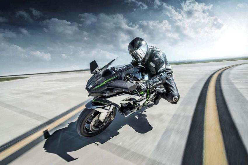 Kawasaki Ninja H2 Carbon 2017 chỉ có 120 chiếc trên toàn thế giới - 3