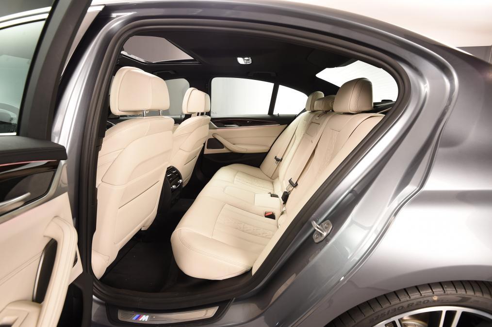 Sedan hạng sang BMW G30 5 Series lộ diện - 6