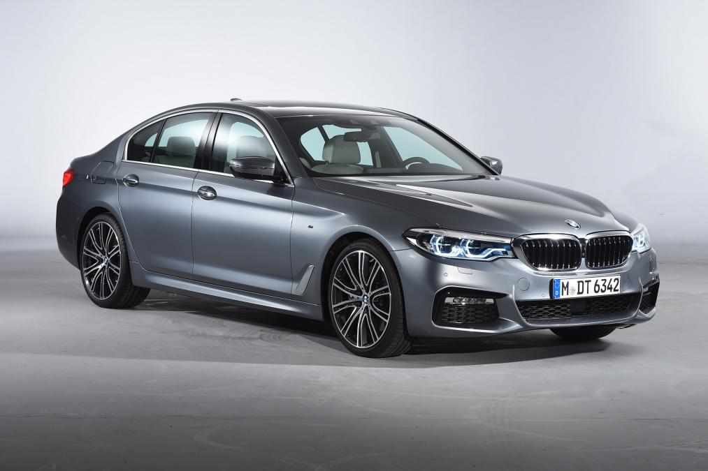 Sedan hạng sang BMW G30 5 Series lộ diện - 2