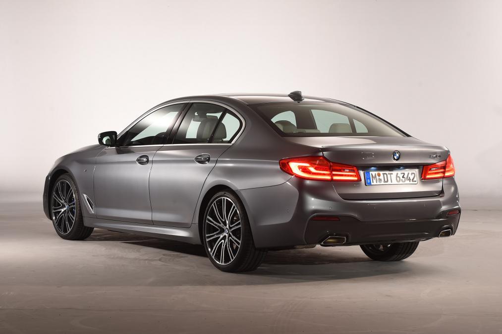 Sedan hạng sang BMW G30 5 Series lộ diện - 3