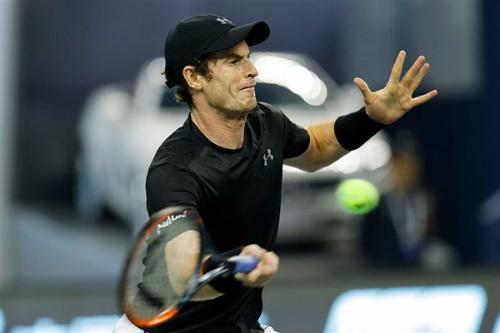 """Murray - Pouille: """"Bắt nạt"""" đàn em (V3 Shanghai Masters) - 1"""