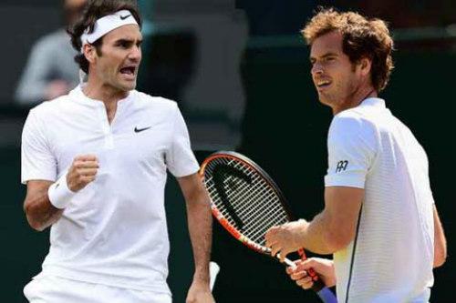 Tin thể thao HOT 13/10: Federer hẹn đối đầu Murray ở châu Phi - 1
