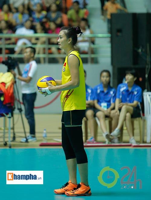 Hoa khôi bóng chuyền Kim Huệ: Thấy có lỗi với chồng con - 4