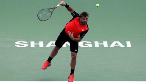 Shanghai Masters ngày 3: Wawrinka, Raonic thua sốc - 1