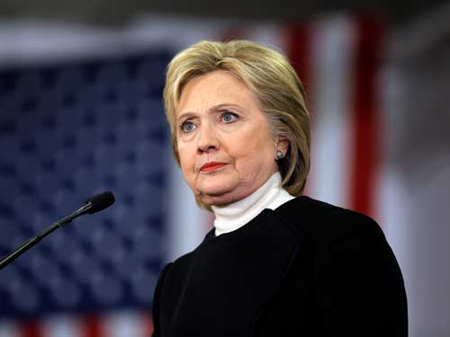 """Lộ """"đòn"""" đáp trả của bà Clinton nếu TQ thâu tóm Biển Đông - 1"""