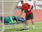 """Bóng đá - ĐTVN: HLV người Đức có """"bảo bối"""" giúp cầu thủ khỏe như lực sỹ"""