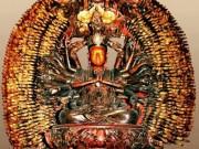 """Tin tức trong ngày - Kỳ lạ pho tượng Phật hai lần mất trộm đều """"trở về"""""""