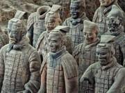 Tiết lộ chấn động về đội quân đất nung mộ Tần Thủy Hoàng