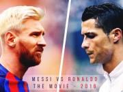 Bóng đá - Ronaldo - Messi & cuộc đua kiểu bùng binh