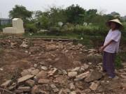 Tin tức trong ngày - Vụ 23 ngôi mộ biến mất: Đã tìm ra nguyên nhân