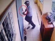 An ninh Xã hội - Camera ghi cảnh trộm vờ bấm chuông, bẻ khóa lẻn vào nhà