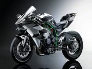 Thế giới xe - Kawasaki Ninja H2 Carbon 2017 chỉ có 120 chiếc trên toàn thế giới