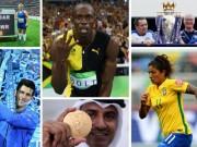 Lập kỉ lục, Ronaldo - Djokovic được Guinness lưu danh