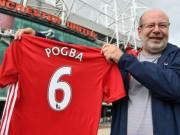 Bóng đá - Vượt Ibra, áo Pogba bán chạy nhất Ngoại hạng Anh