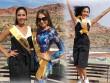 Nguyễn Thị Loan tươi rói, đọ sắc cùng 80 mỹ nữ