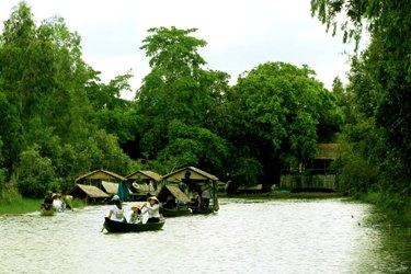 Đến Vườn quốc gia Tràm Chim mùa nước nổi - 7