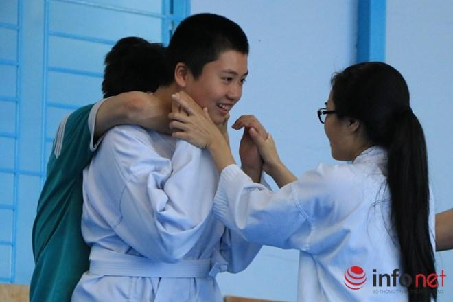 Lớp học võ miễn phí cho trẻ em khuyết tật và tự kỷ - 5