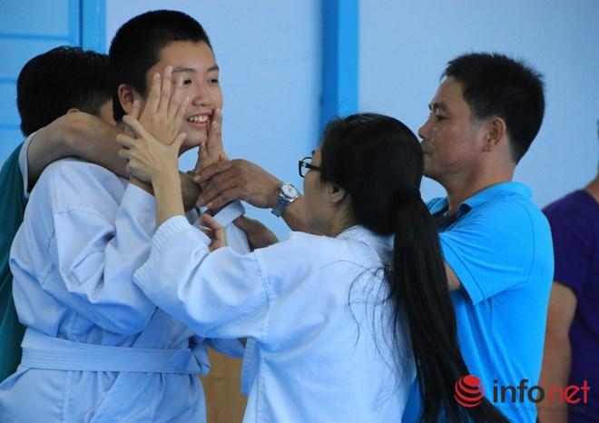 Lớp học võ miễn phí cho trẻ em khuyết tật và tự kỷ - 8