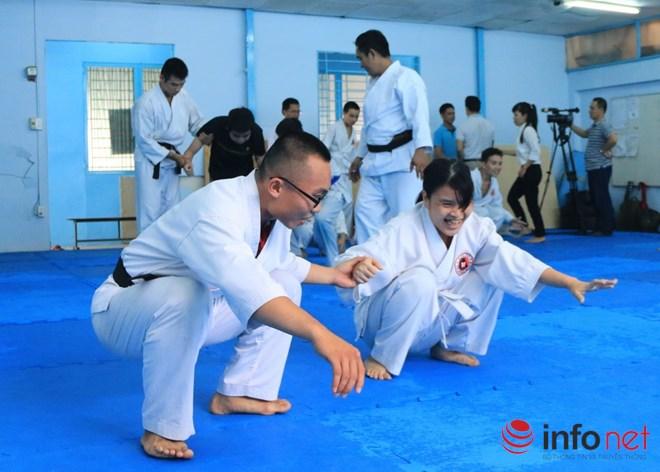 Lớp học võ miễn phí cho trẻ em khuyết tật và tự kỷ - 9