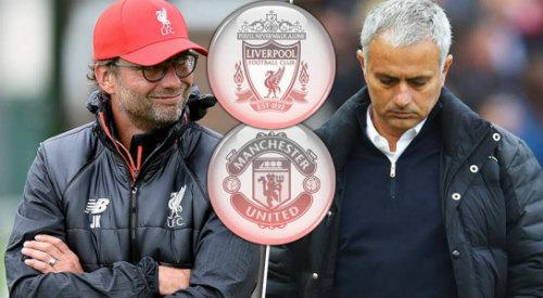 """NHA trước vòng 8: Liverpool - MU """"nhuộm đỏ"""" nước Anh - 1"""