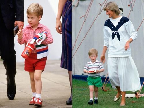 Vì sao Hoàng tử nhí George luôn mặc quần soóc - 2