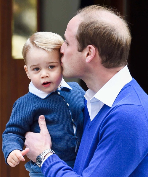 Vì sao Hoàng tử nhí George luôn mặc quần soóc - 11