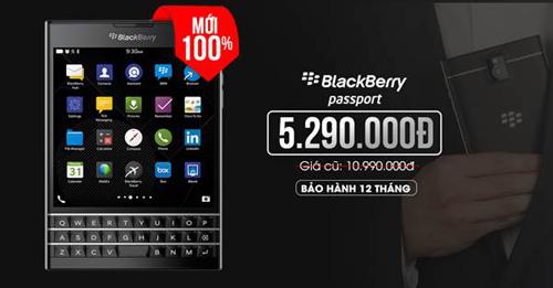 Đổ xô mua iPhone 4S 8Gb, BlackBerry PassPort giá rẻ - 5