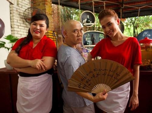 8 Sao Việt cao trọc đầu khiến fan ngỡ ngàng - 10
