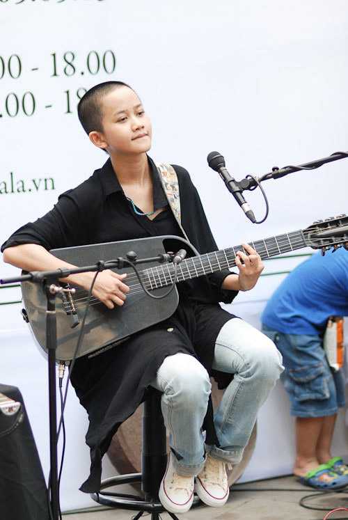 8 Sao Việt cao trọc đầu khiến fan ngỡ ngàng - 12