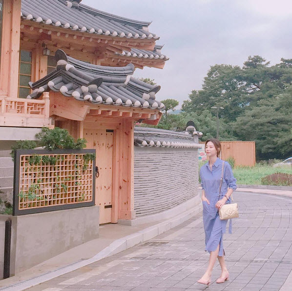 Không thể tin nổi vợ Bae Yong Joon đã bầu 7 tháng - 9