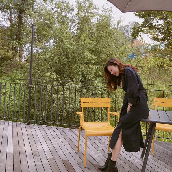 Không thể tin nổi vợ Bae Yong Joon đã bầu 7 tháng - 7