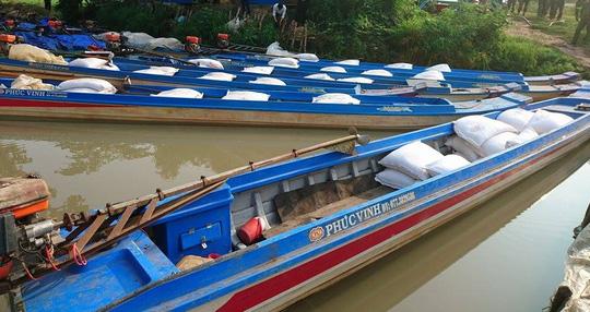 Băng trộm chuyên rạch màn vùng U Minh Thượng - 1
