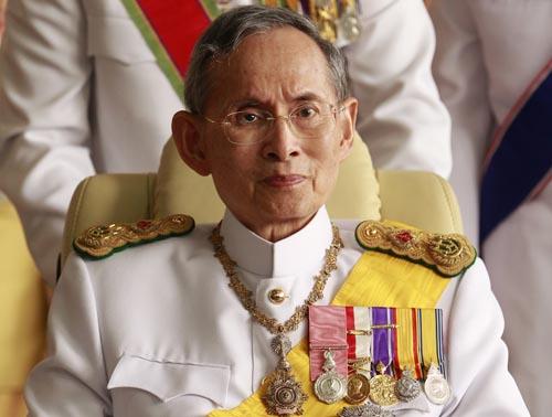 Một năm quốc tang vua Thái Lan diễn ra như thế nào? - 1