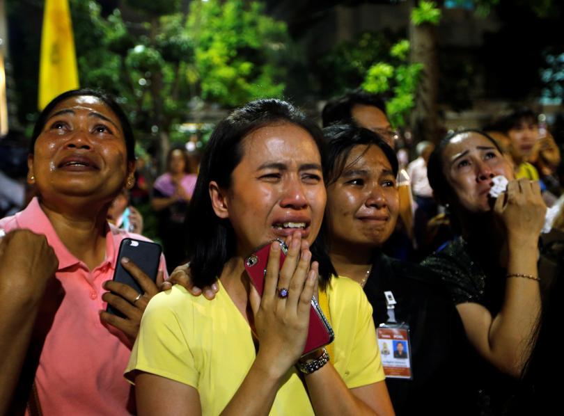 Một năm quốc tang vua Thái Lan diễn ra như thế nào? - 2