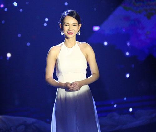 Quỳnh Chi tâm sự chuyện đổ vỡ hôn nhân trên truyền hình - 1