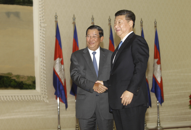 Trung Quốc xóa nợ 90 triệu USD cho Campuchia - 1