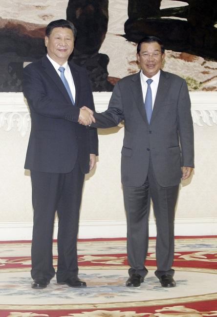 Trung Quốc xóa nợ 90 triệu USD cho Campuchia - 2