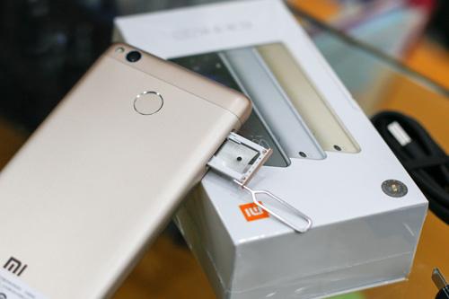 Trên tay điện thoại Xiaomi Redmi 3S - 6