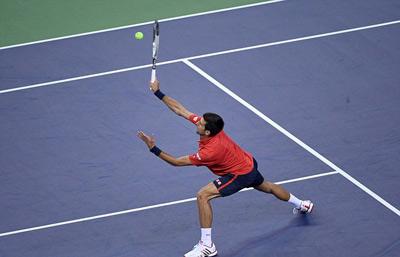 Chi tiết Djokovic - Mischa Zverev: Lỗi kép và mất break (KT) - 5