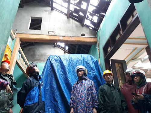 Quảng Bình – Quảng Trị: Ngập sâu trong mưa, 1 người mất tích - 7