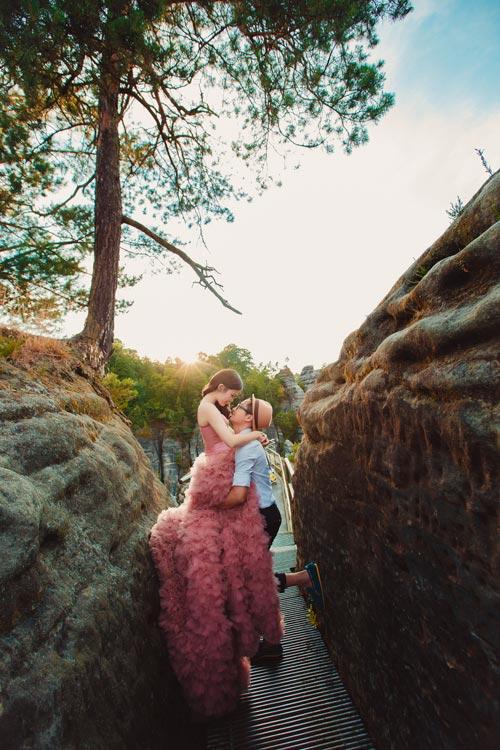 Ảnh cưới tuyệt đẹp của cặp đôi Việt kiều Đức chụp ở Berlin - 3