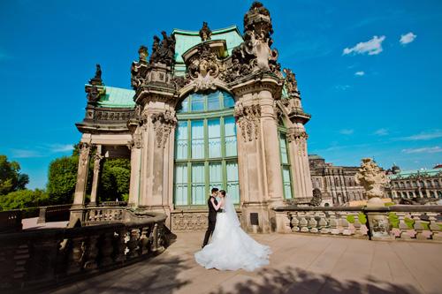Ảnh cưới tuyệt đẹp của cặp đôi Việt kiều Đức chụp ở Berlin - 9