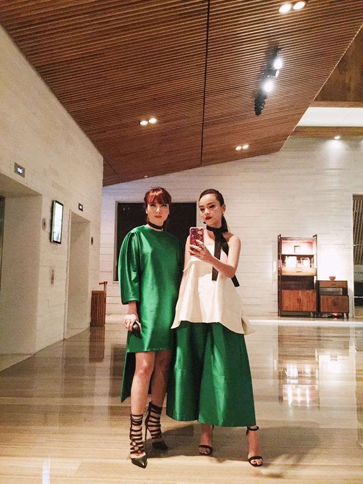 Phong cách chất ngất của cặp chị em Yến Trang- Yến Nhi - 5
